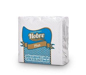 Guardanapos Papel 20x21cm branco 50und Nobre Plus