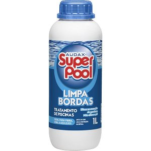 Limpa borda 1litro - Superpool