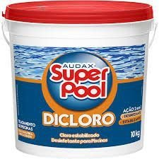 Cloro Granulado dicloro 10kg - Superpool