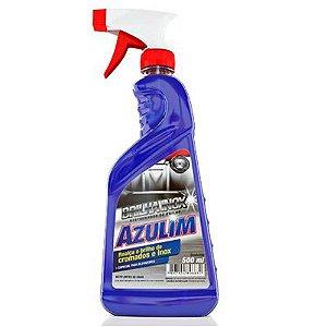 Brilha inox azulim spray 500ml