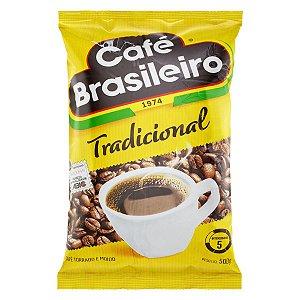 CAFE 500G TRADICIONAL BRASILEIRO