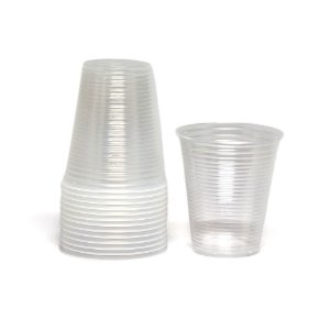 COPO DESC 180 ML BRANCO 1X100 UND -TOP FORM