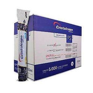 COPO DESC CX 50 ML TRANSP 1X5000 - CRISTAL