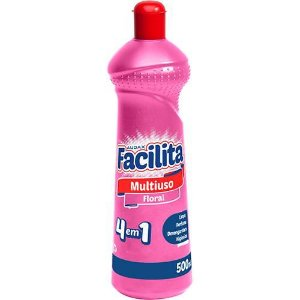 MULTIUSO 500ML FLORAL FACILITA - AUDAX