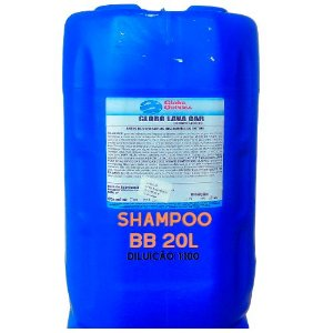Shampoo lava car 20 Lt dil 1:100 bb - Globo Química