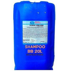Shampoo lava car 20 Lt dil 5:200  bb - Globo Química