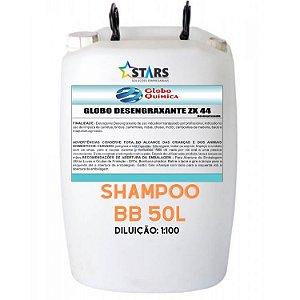 Shampoo lava car 50 Lt dil 1:100 bb Globo Química