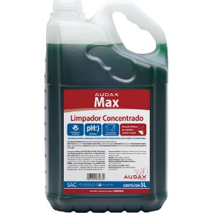 LIMPADOR MAX 05LT CONCENTRADO - AUDAX