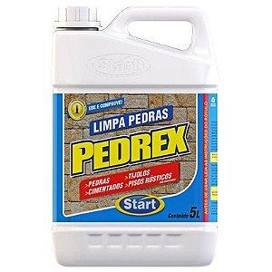 Limpa pedras 05 litros pedrex - start