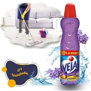 Veja perfumes  500 ml - lavanda