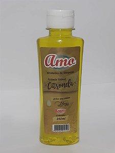Desinf amo remmus essência 140ml citronale