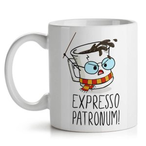 Caneca Harry Potter Expresso Patronum