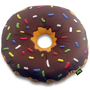 Almofada Donuts Chocolate