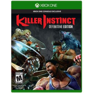 Game  Killer Instinct Definitive Edition para Xbox One - Microsoft
