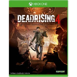 Game Dead Rising 4 para Xbox One - Capcom