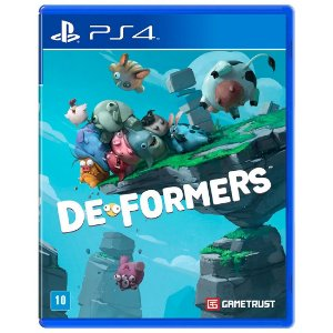 Game Deformers para PS4 - Gametrust