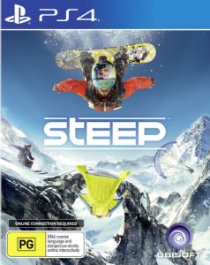 Game Steep para Ps4 - Ubisoft