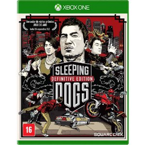 Game Sleeping Dogs: Definitive Edition - Xbox One