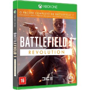 Game Battlefield 1 - Revolution - Xbox One