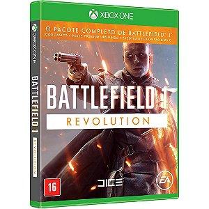 Game Battlefield 1 - Revolution - Xbox One