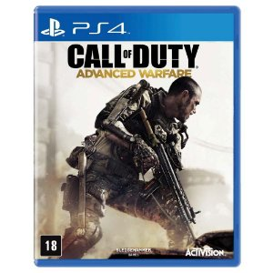 Game Call Of Duty: Advanced Warfare - PS4