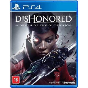 Game Dishonored Death Of The Outsider - PS4