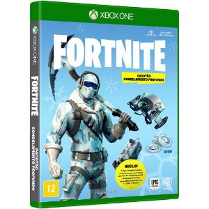Game Fortnite Pacotão Congelamento Profundo - Xbox One