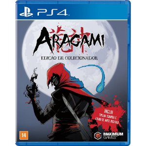 Game Aragami: Collector's Edition - PS4