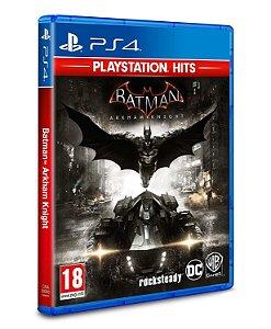 Game Batman: Arkham Knight - PS4