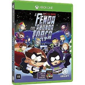 Game South Park - A fenda que abunda a força - Ed. Limitada - Xbox One