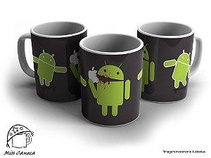"Canecas ""Android"""