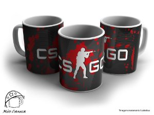 Caneca Counter Strike: Global Offensive