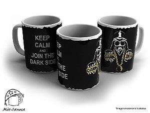 Caneca Star Wars - Dark Side