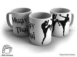 Caneca Muay Thai