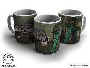 "Caneca ""Minecraft"""