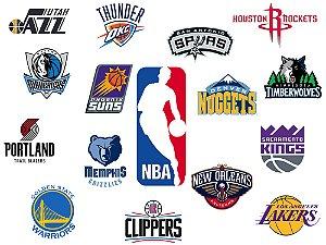 Canecas NBA (Conferência Oeste)