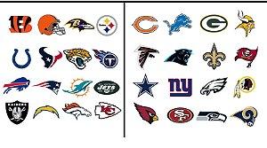 Caneca NFL