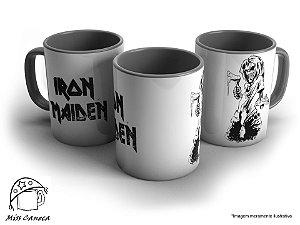 "Caneca ""Iron Maiden"""