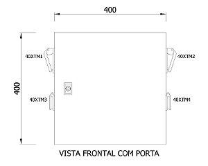 Quadro de Tomadas EPT-2240A