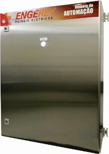 Remota de Automação Aço Inox RTE-AI-16DI16DO