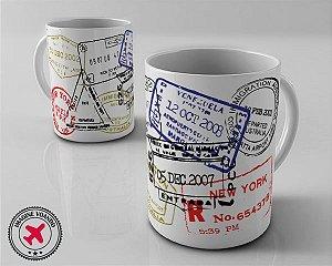 Caneca Stamps