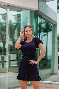 Vestido Moletinho  Luísa Preto