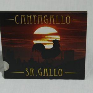 CD CantaGallo - Sr. Gallo