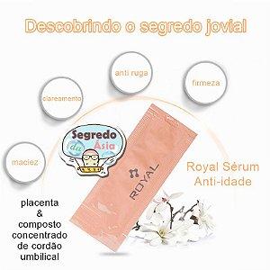 Royal Placenta Skin Sérum Anti Idade Japonês 1 Sachê