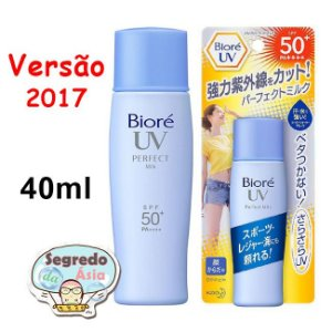Biore UV Perfect Milk Protetor SPF50+ PA++++ 40ml
