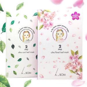 Máscara Facial Coreana A By Bom Ultra Mask 31ml
