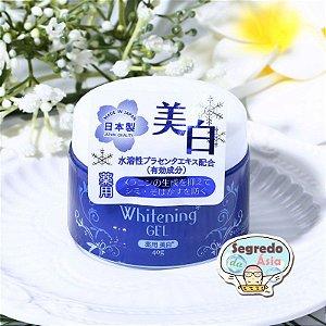 Creme Facial Japonês Clareamento Daiso Whitening Gel 40g