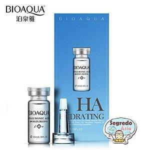 Sérum Ácido Hialurônico Puro Anti Idade Rugas Bioaqua 10ml