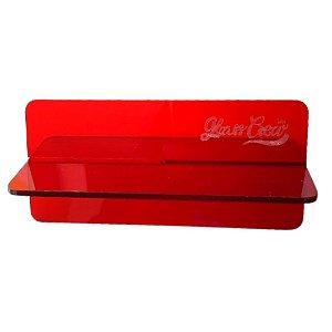 BASE PARA ENROLAR GLASS CREW - Vermelho