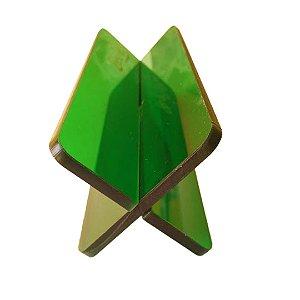 BASE PARA ENROLAR GLASS CREW - Verde escuro
